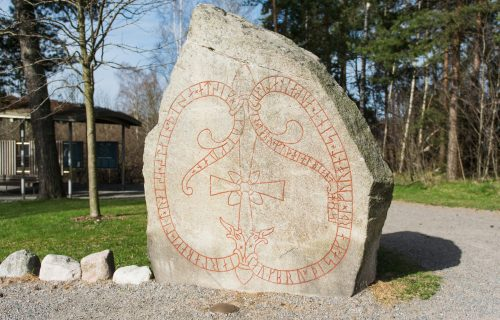 Runic inscriptions