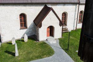 Orchesta church